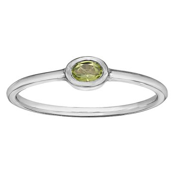 Peridot Ladies Ring
