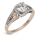 Zeghani ZR1137 ENGAGEMENT RING