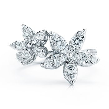 Kwiat Sunburst Diamond Ring