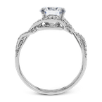 Zeghani ZR1358 ENGAGEMENT RING