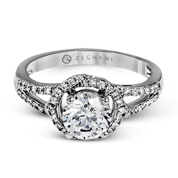 ZR1323 ENGAGEMENT RING