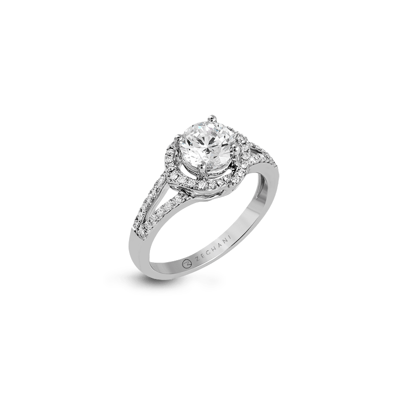 Zeghani ZR1323 ENGAGEMENT RING