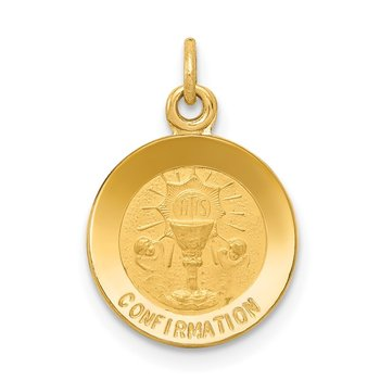 14k Confirmation Charm