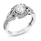 Simon G TR629 ENGAGEMENT RING