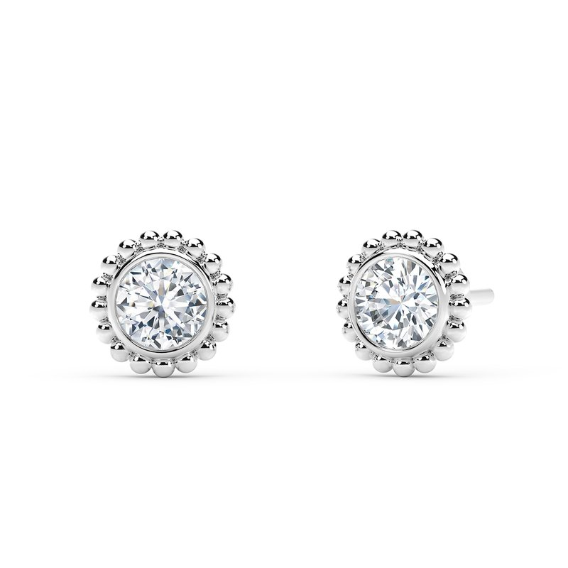 Forevermark The Forevermark Tribute™ Collection Beaded Stud Earrings