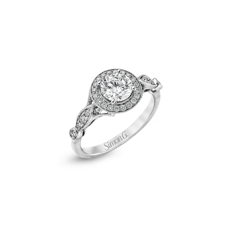 Simon G TR523 ENGAGEMENT RING