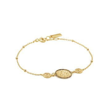 WINGED GODDESS BRACELET