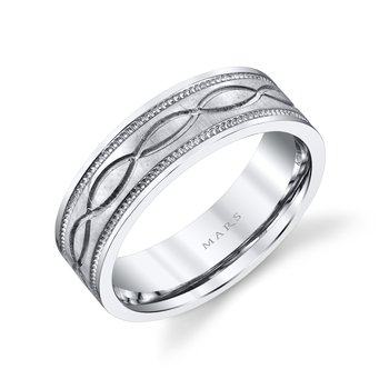 MARS G106 Men's Wedding Band