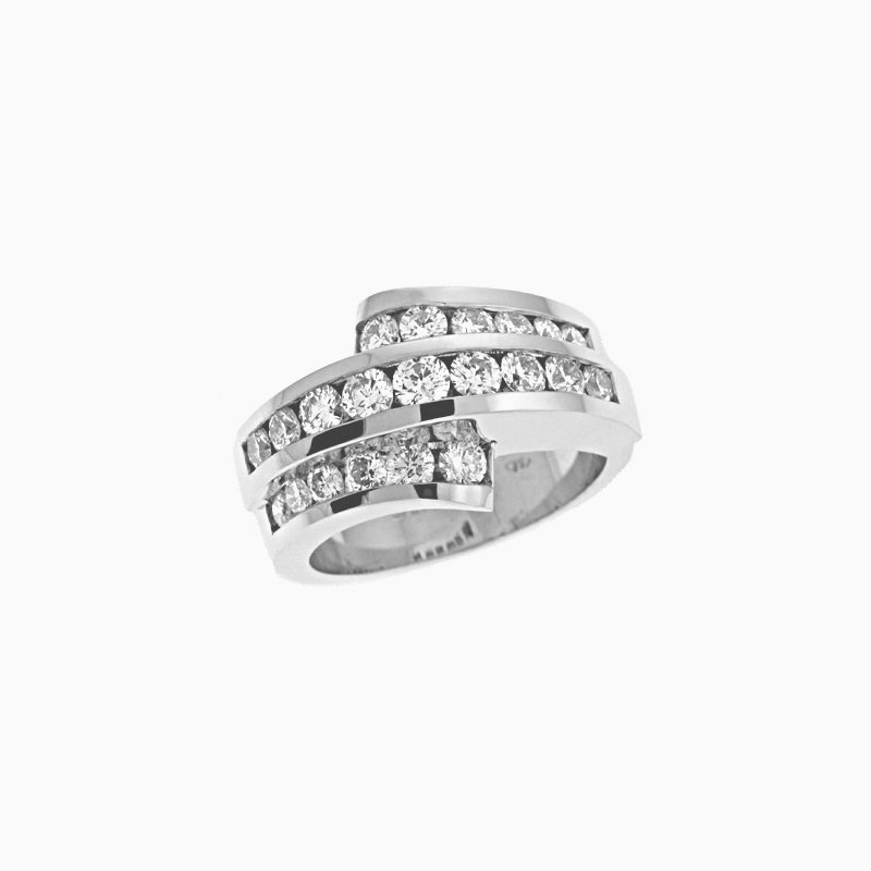 S. Kashi  & Sons Diamond Ring