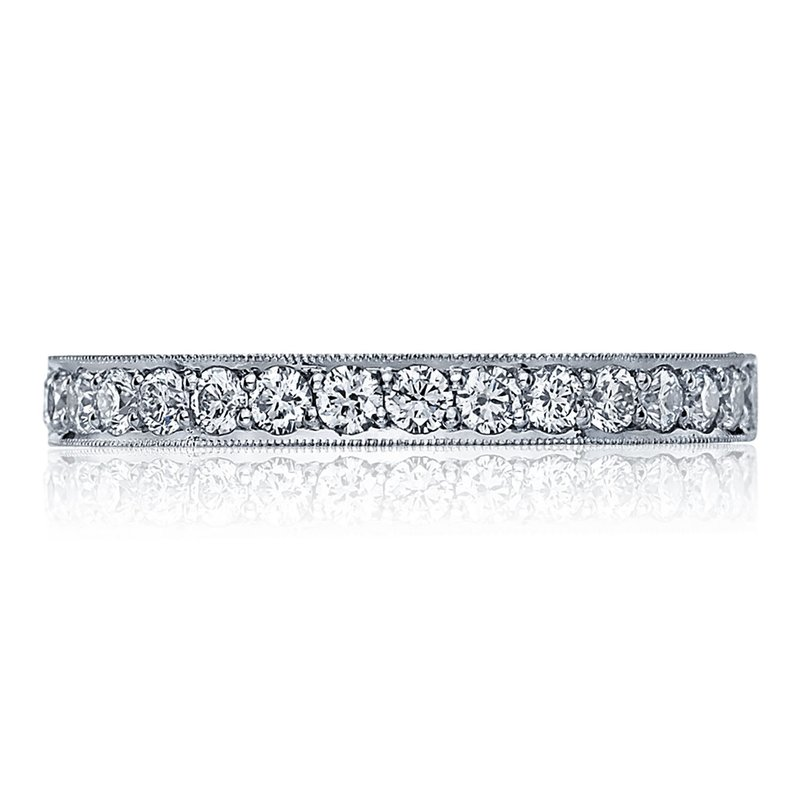 Tacori Sculpted Crescent-Platinum