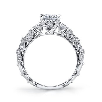 Diamond Engagement Ring 0.65 ct tw