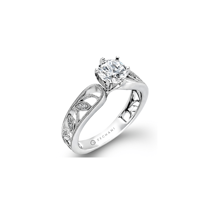 Zeghani ZR911 ENGAGEMENT RING