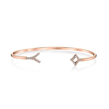 MARS 26627 Fashion Bracelet, 0.12 Ctw.