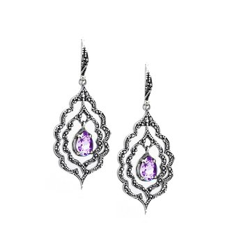 Marjorie Marquise Earrings
