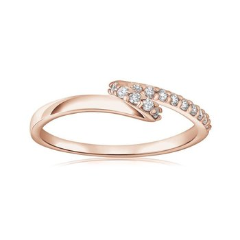 Pink Ribbon Ring