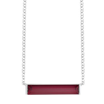 Ruby Necklace-CPN0023WRU