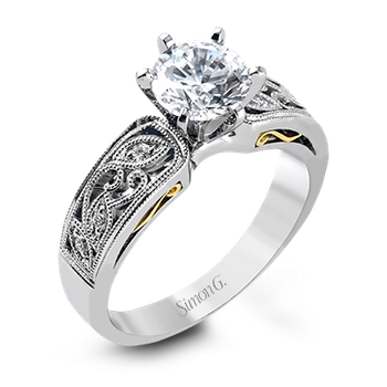 LP1355 ENGAGEMENT RING