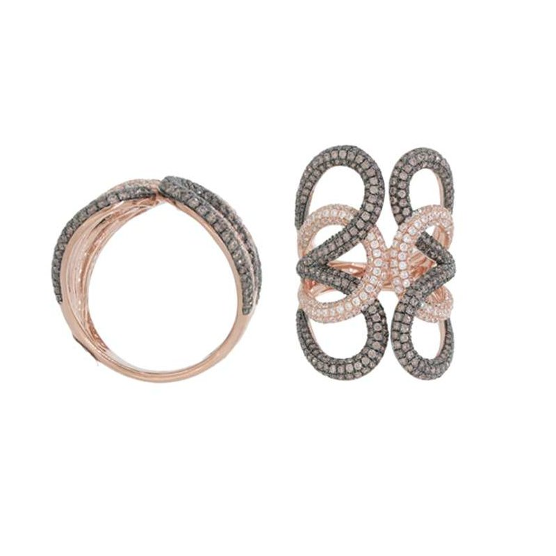 Asher Jewelry Co RR30628-DBRS