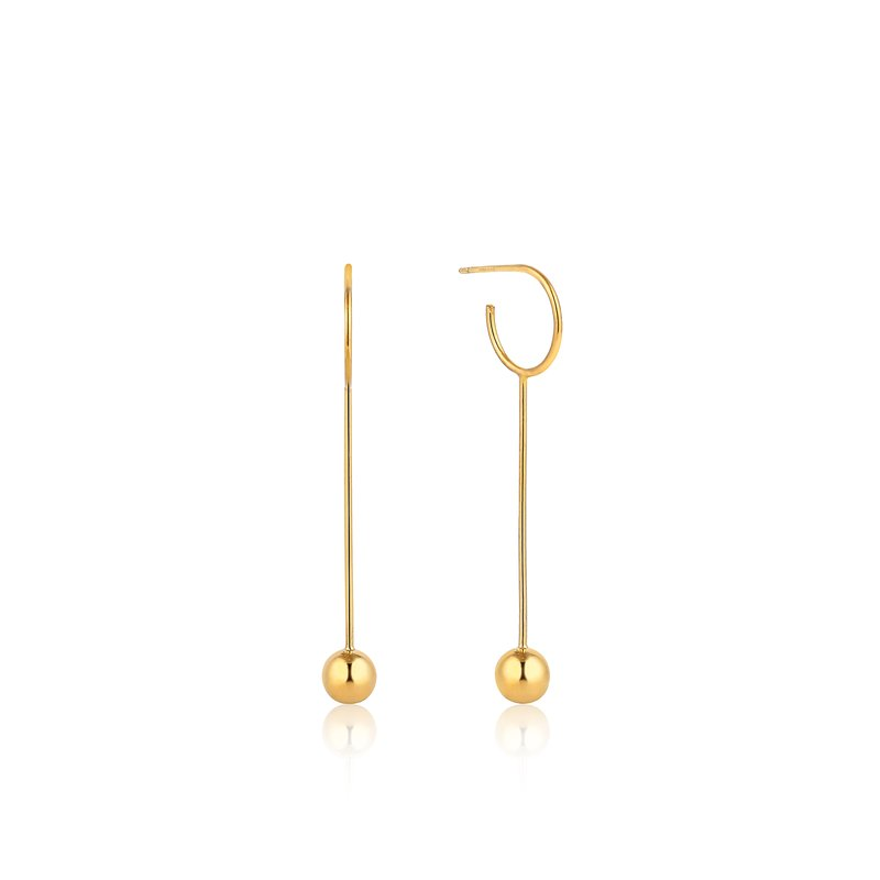 Ania Haie Orbit Solid Drop Earrings