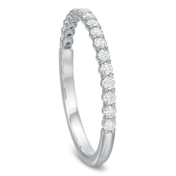 Silk Collection Diamond Band