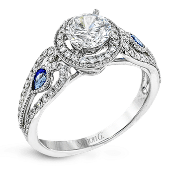 LP2353 ENGAGEMENT RING