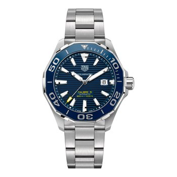 Aquaracer 300M Ceramic Bezel Calibre 5 Automatic Watch