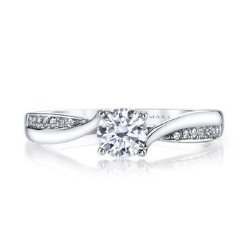 MARS Jewelry - Engagement Ring 25727