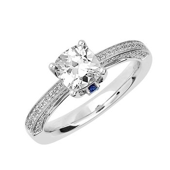 Bridal Ring-RE12647W10AC