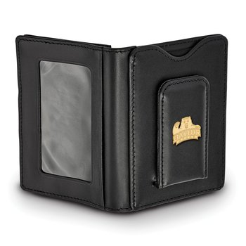 Gold-Plated Sterling Silver Baylor University NCAA Wallet