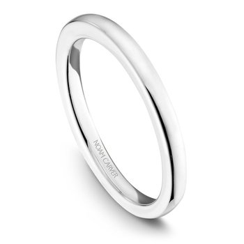 Noam Carver Wedding Band B095-03B