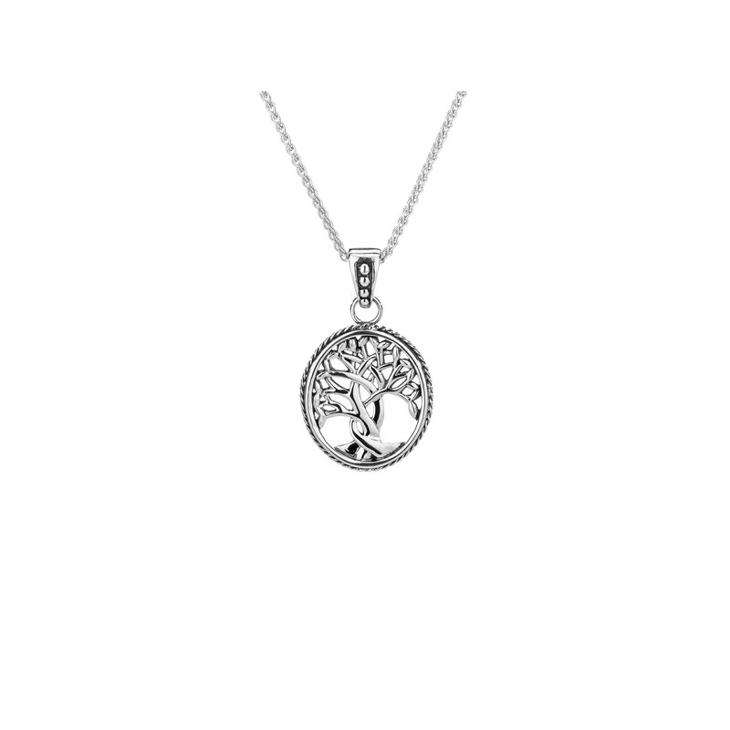 Keith Jack Tree of Life Pendant Small