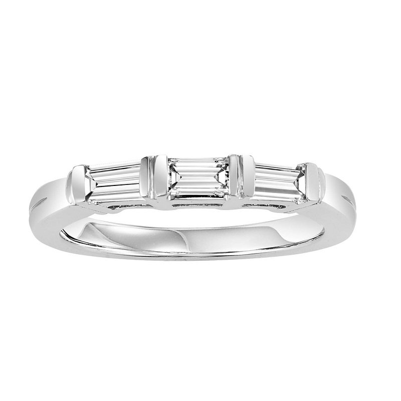 Bridal Bells 14K Diamond Matching Band 1/2 ctw