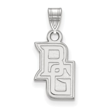 Gold Bowling Green State University NCAA Pendant