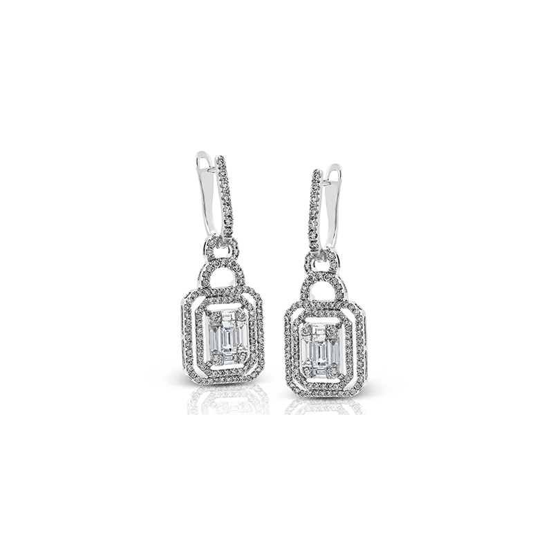 Simon G LP4296 EARRING