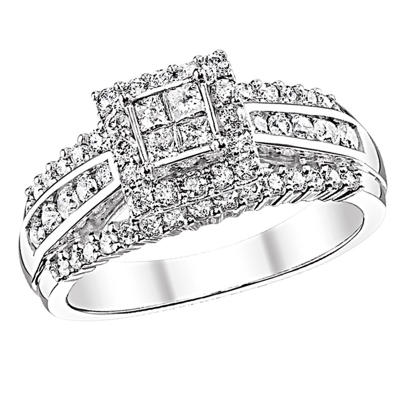 Beautiful Bride Engagement Ring