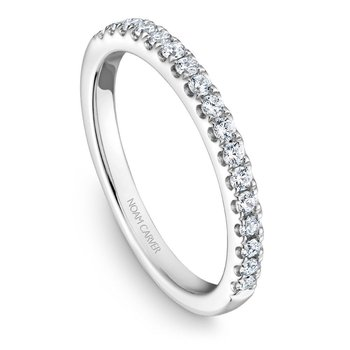 Noam Carver Wedding Band B083-01B