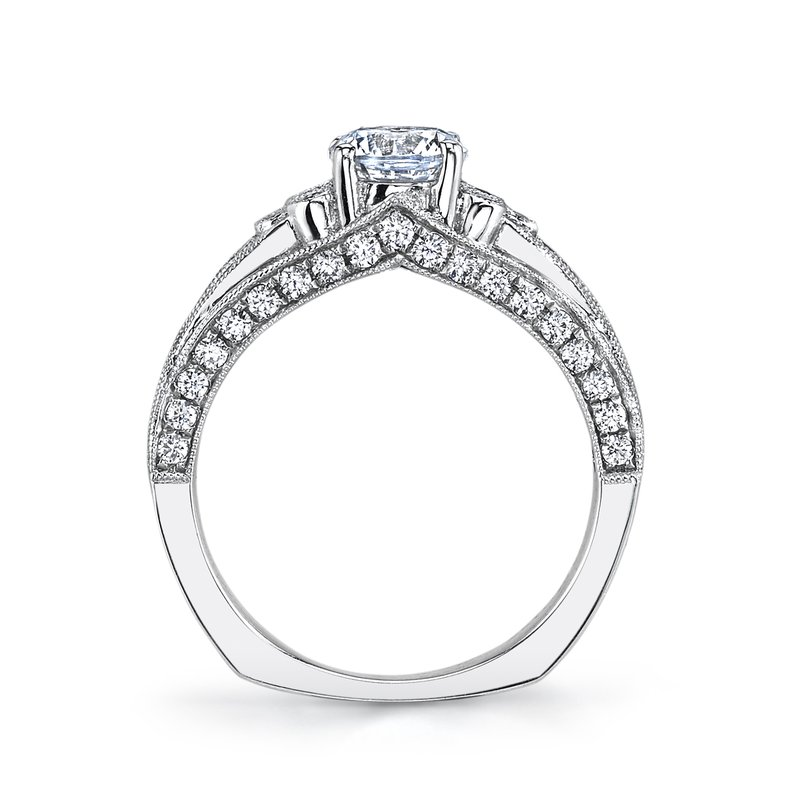 MARS Jewelry - Engagement Ring 26075