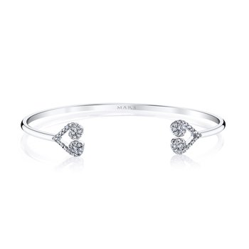 MARS 26552 Fashion Bracelet, 0.49 Ctw.
