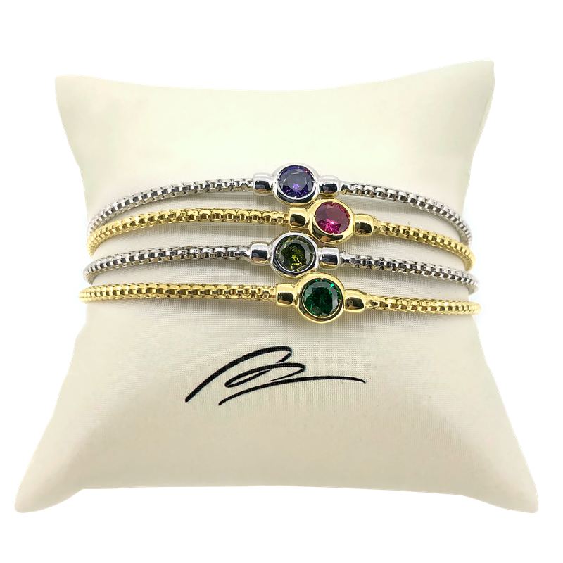 Bella Cavo Bracelet Stacks