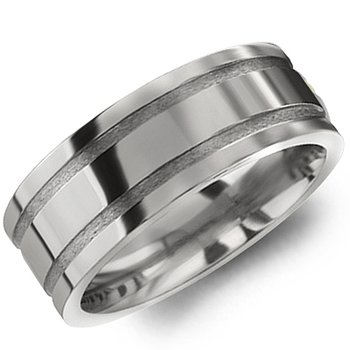 Torque Men's Fashion Ring TI-0047