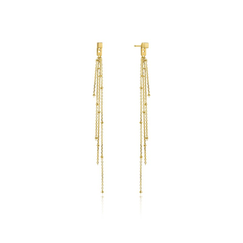 Ania Haie Tassel Drop Ear Jackets