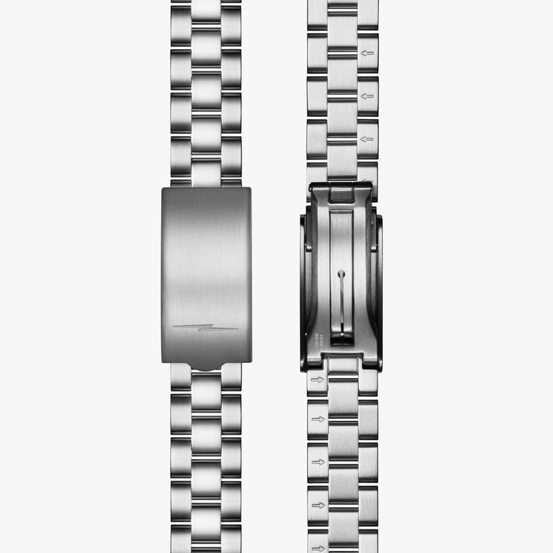 Shinola The Vinton 32mm Stainless Abalone Mosaic Dial Bracelet Watch