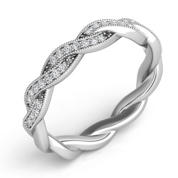Platinum Matching Band