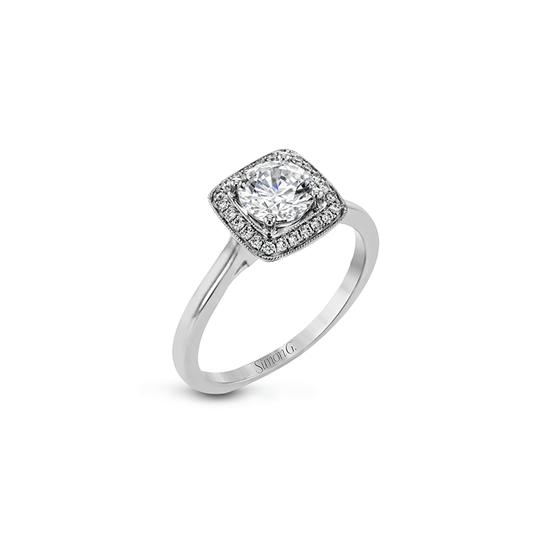 Simon G TR710 ENGAGEMENT RING