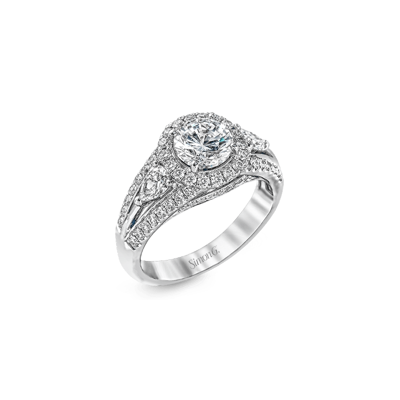 Simon G MR1506 ENGAGEMENT RING
