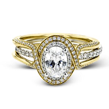 LR2223 ENGAGEMENT RING