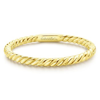 14K Y.Gold Ladies' Ring