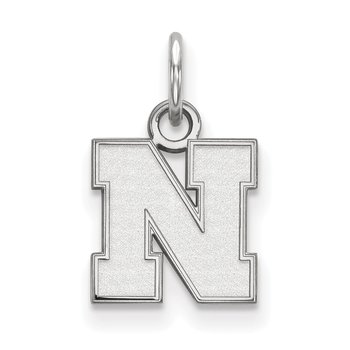 Gold University of Nebraska NCAA Pendant