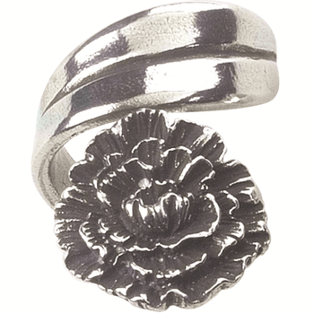 Ring, January/Carnation
