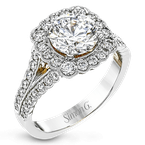 Simon G LP2377 ENGAGEMENT RING